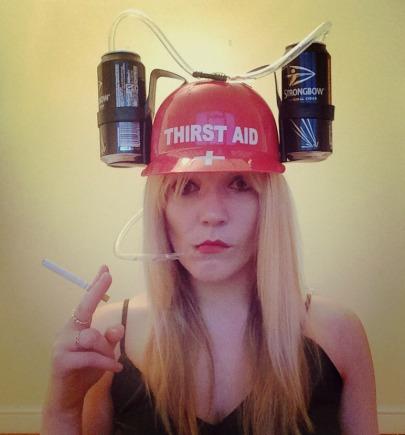 Thirst aid